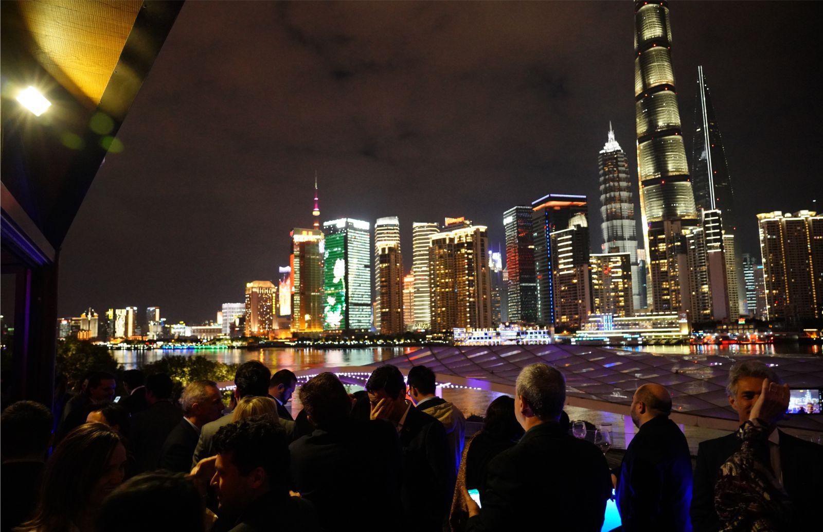 BRASIL CIIE EXPO WELCOME PARTY SHANGHAI